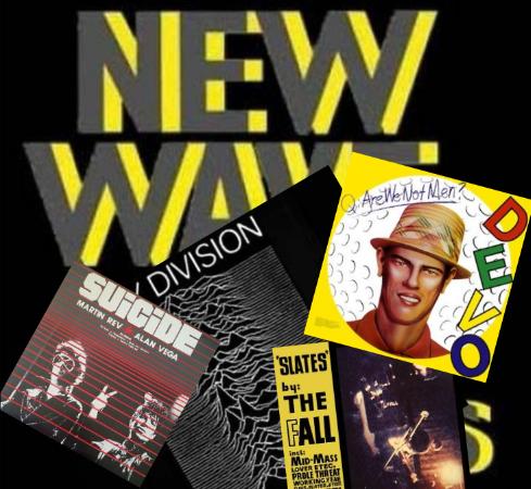 migliori album new wave