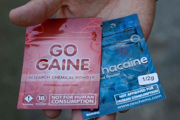 Synthacaine cocaina legale