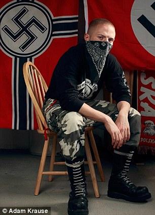 american neonazi