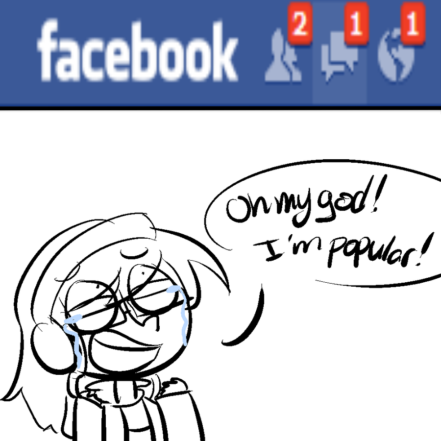 sfigati su facebook