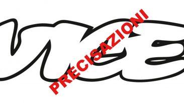 Vice logo precisazioni