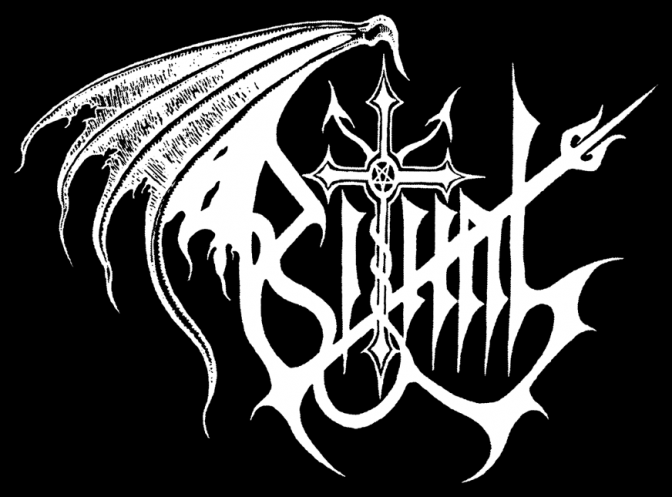 Logo Ritual Black Metal USA Los Angeles