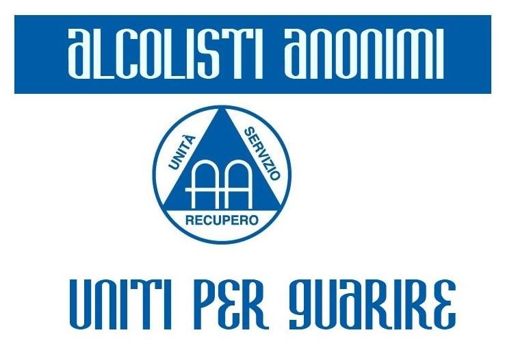 logo alcolisti anonimi