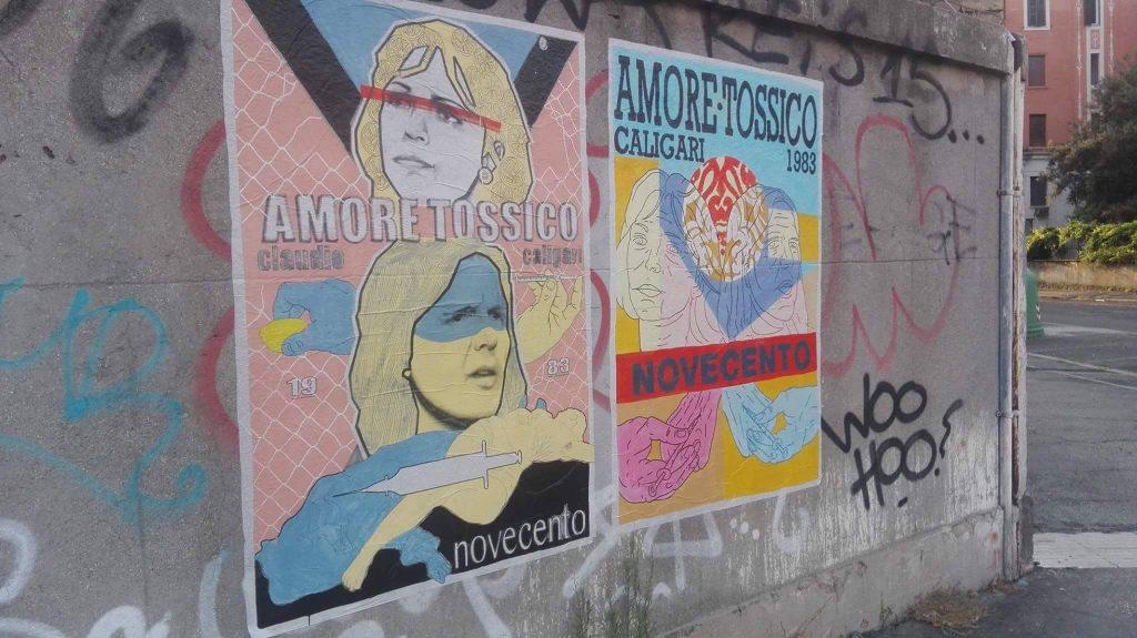 locandina Amore Tossico