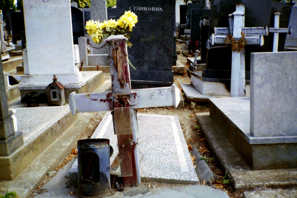 beograd cemetery novo groblje