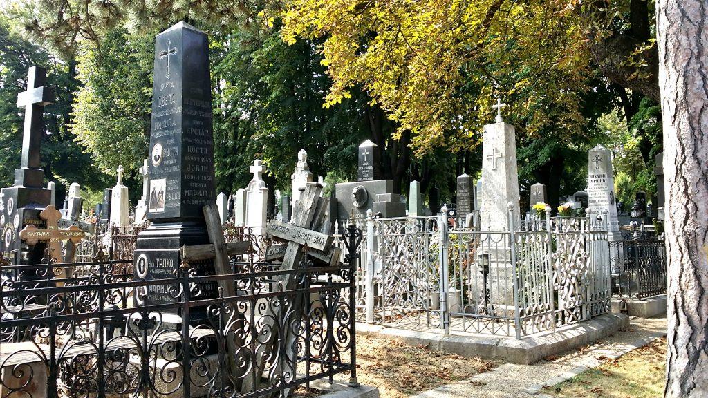 Cimitero di Belgrado Novo Groblje