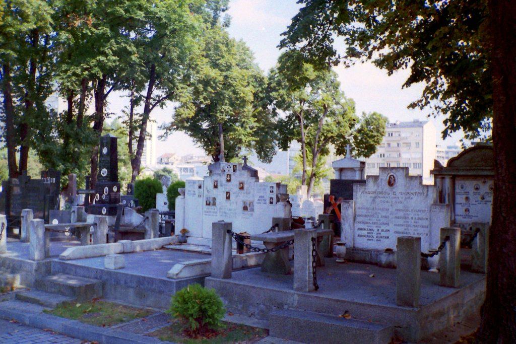 cimitero belgrado lapidi