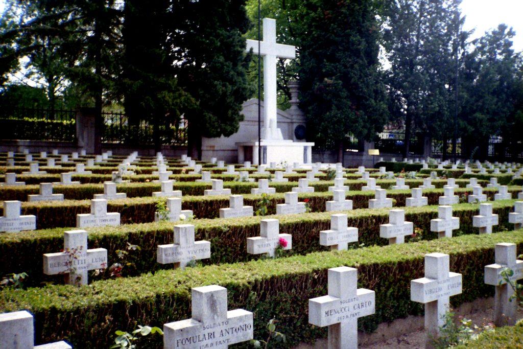 cimitero militare italiano Belgrado serbia