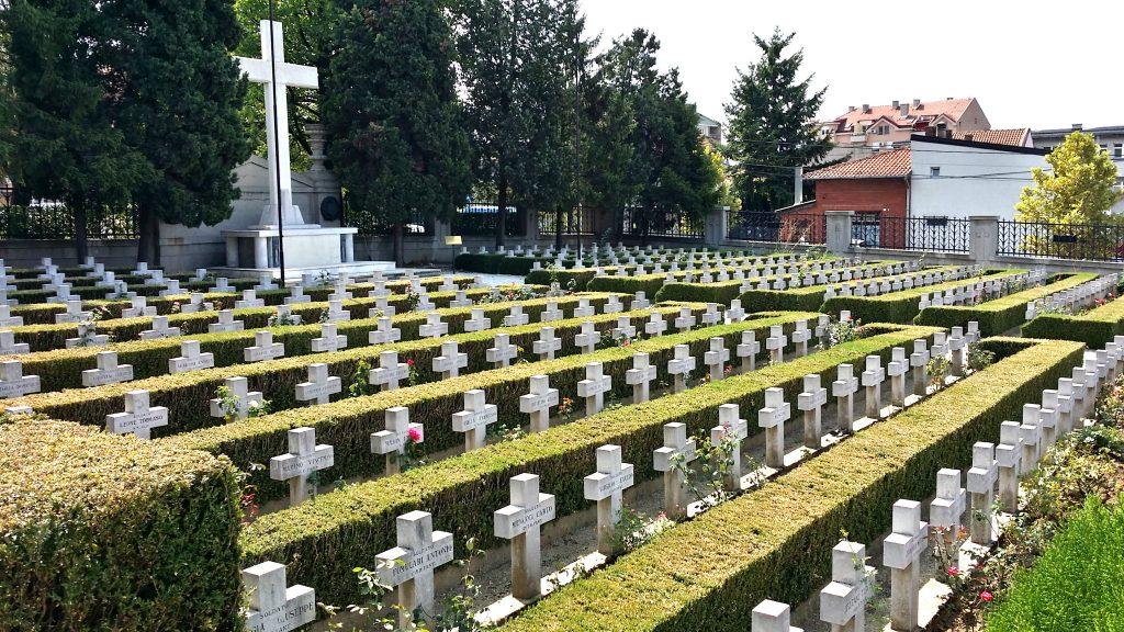 beograd new cemetery italian military memorial