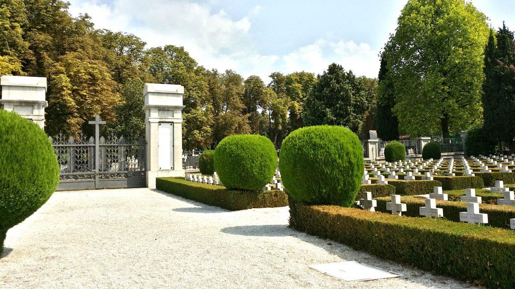 италијански војни гробље београдска србија
