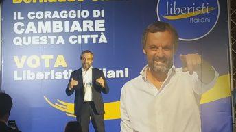 andrea bernaudo liberisti italiani comizio